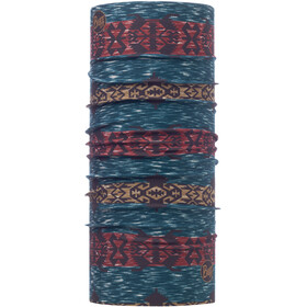 Buff Coolnet UV+ Neckwear red/teal